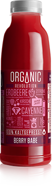JUMUUV Superjuice Organic Revolution Berry Babe