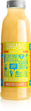 JUMUUV Superjuice Organic Revolution Master Cleanse