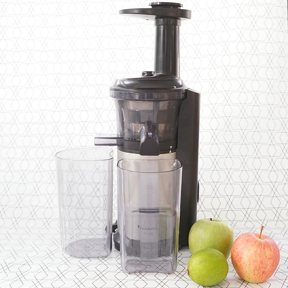 Slow Juicer Panasonic MJ-L500SXE, JUMUUV