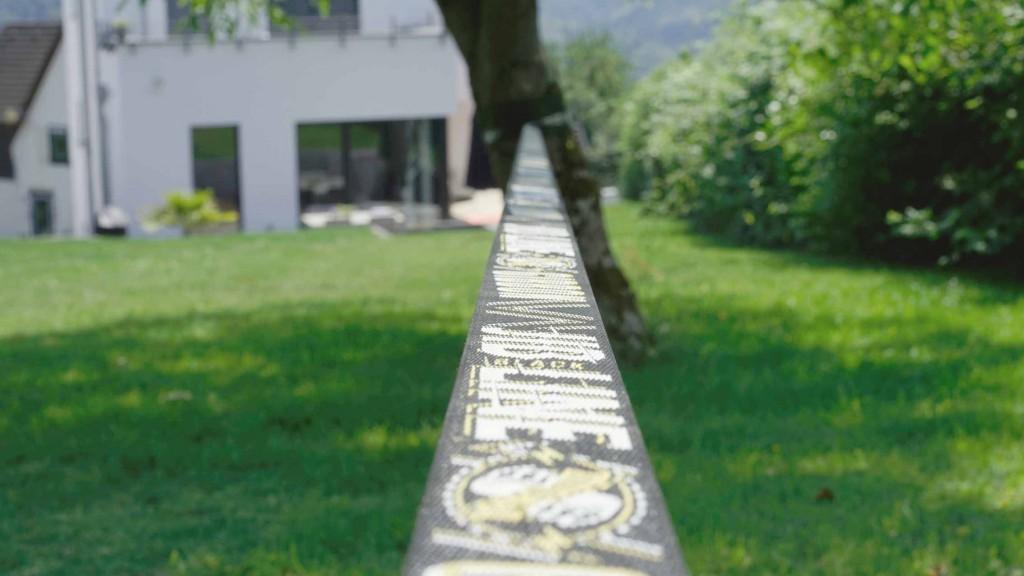 Slackline – Trainieren mit Köpfchen – JUMUUV