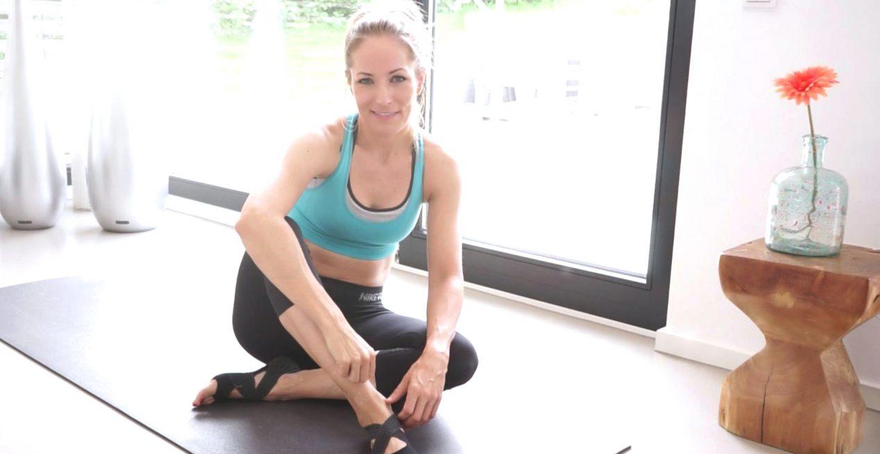 Yoga nach dem Laufen, JUMUUV