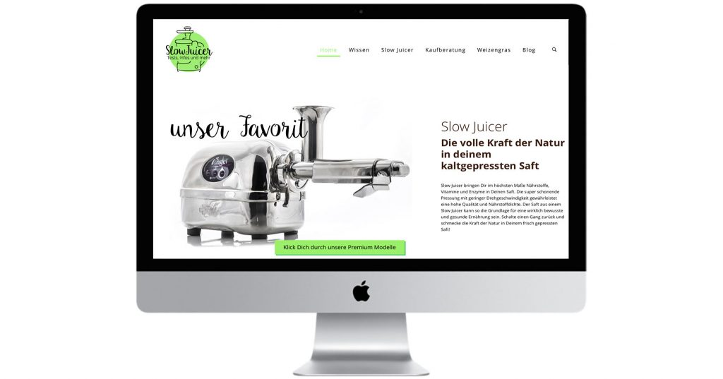 JUMUUV Slow-Juicer-Test-Website